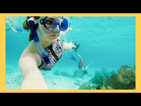 EPIC Snorkeling in Belize