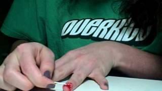Strawberry nailssssss