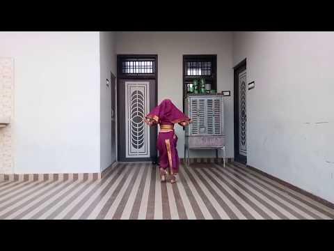हिचकी लावणी डांस || best marathi hichki song dance by kanishka gupta||