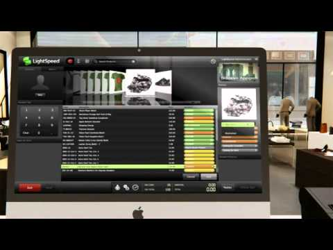 LightSpeed Retail Multi Store POS System For MAC