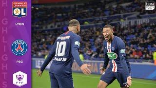 Lyon 1-5 PSG - HIGHLIGHTS & GOALS - 3/4/2020