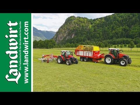 Lieblings Mähwerk richtig einstellen | landwirt.com - YouTube @ED_42