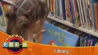KidVision Pre-K Library Field Trip thumbnail