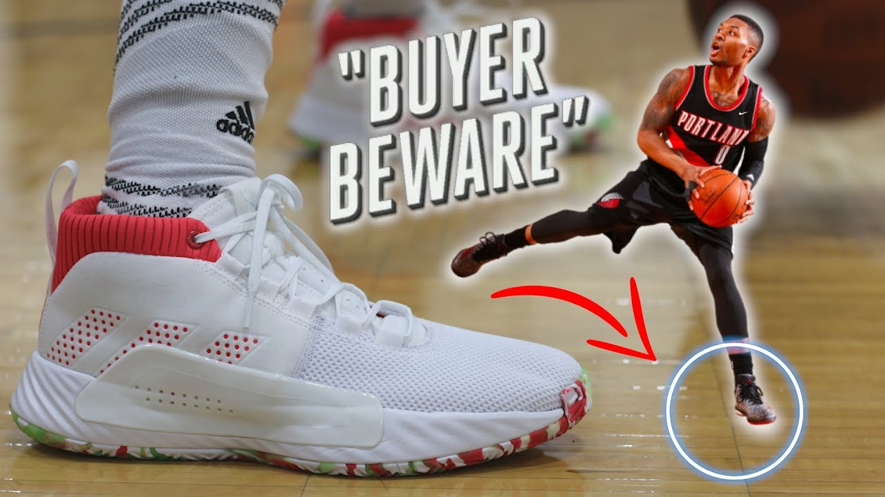 Adidas Dame 5 Performance Review Test Damian Lillard Shoe Youtube