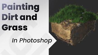 How to paint Dirt and Grass