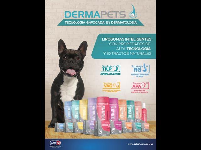 DERMAPETS, Linea Dermatológica