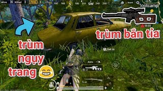PUBG Mobile - Khi Trùm Bắn Tỉa Gặp Trùm Nằm Bụi :)) | VSS Camp Thính Ăn Gần Chục Kills