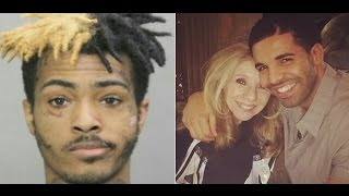 xxxtentacion Flirts with Drake's Mom Publicly.. Says He Wants to Smash and wont let up on Drake.