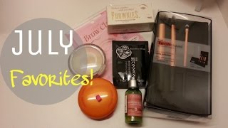 JULY FAVORITES! KOREAN BROW STENCIL, FROWNIE, ACNE WASH| effortlessruth Thumbnail