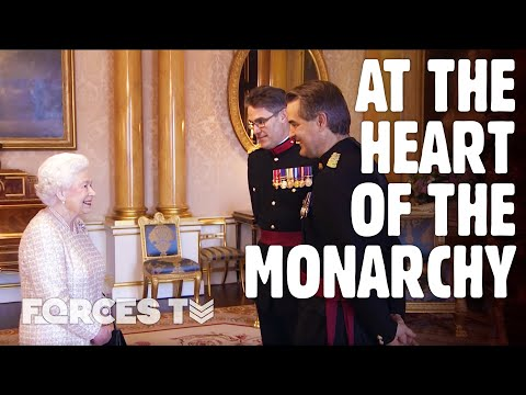 On Her Majesty's Service: An Audience With The Queen | Force