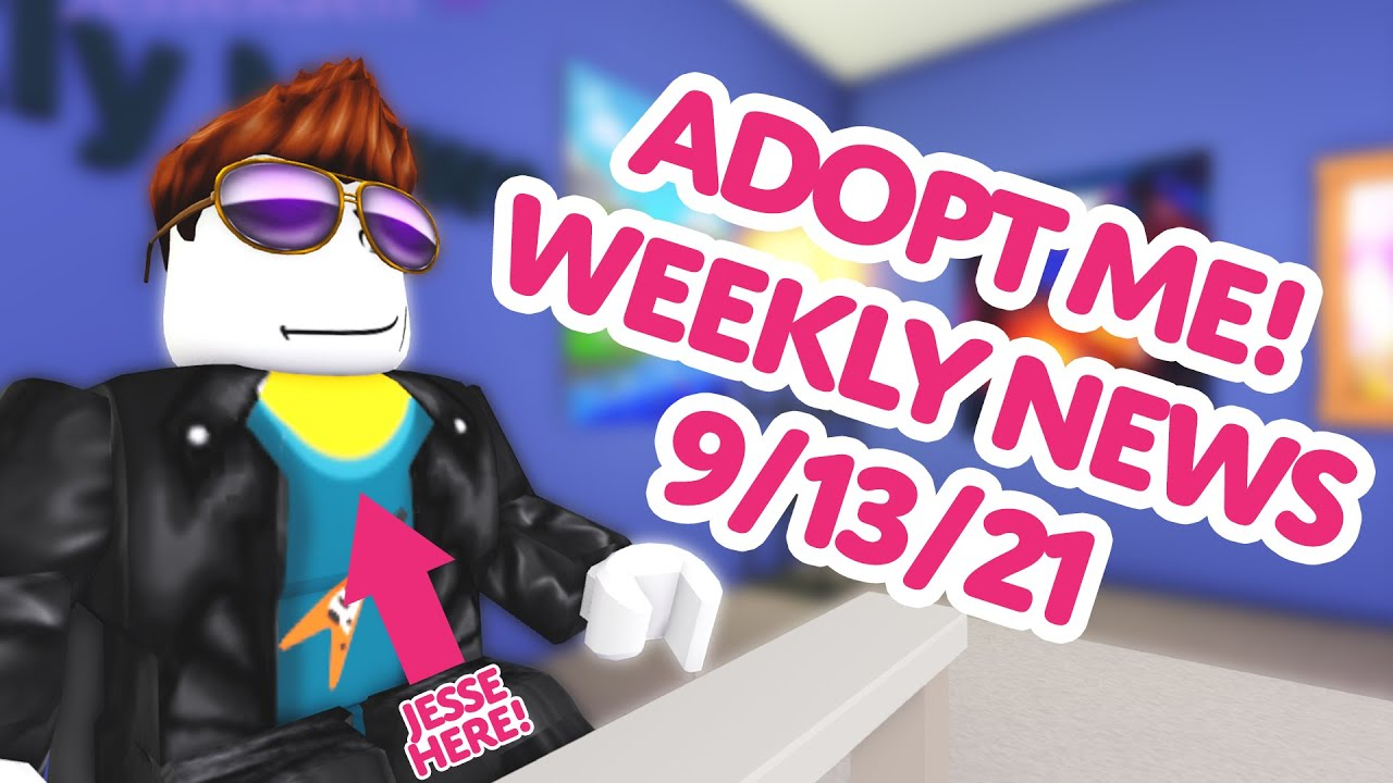 FLYING VEHICLES UPDATE!🛫New Barv in the Studio!❗🌈Weekly News 9/13👁🗨 Adopt Me! on Roblox