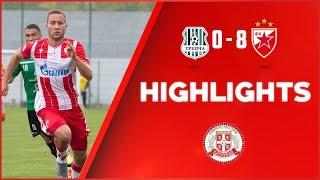 Trepča Crvena Zvezda 0 8 Highlights