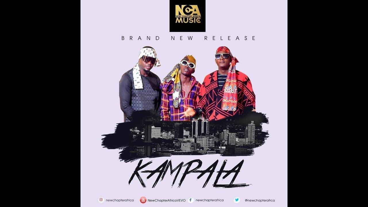 Kampala by NCA (Lyric Video)