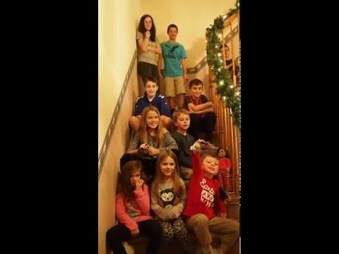 Tayte and Cousins - 12 Days of Christmas (Alternate Lyrics)