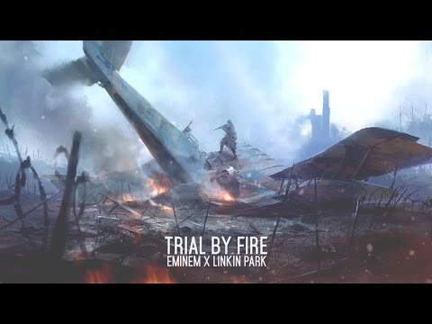 Eminem & Linkin Park - Trial by Fire [After Collision 2] (Mashup)