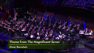 Theme from The Magnificent Seven - Orchestra at Temple Square
