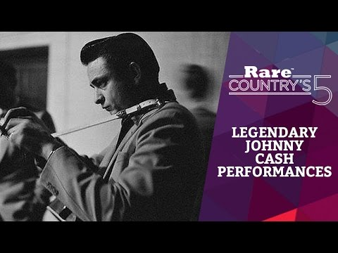 Legendary Johnny Cash Performances | Rare Country's 5 from YouTube · Duration:  3 minutes 20 seconds