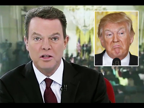 Shep Smith OWNS Donald Trump on FOX News About His Lies And CRAZY Conduct