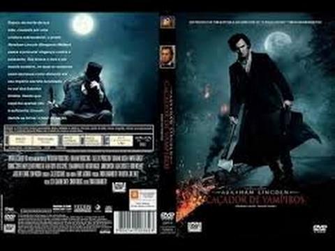 filme abraham lincoln vampire hunter dublado