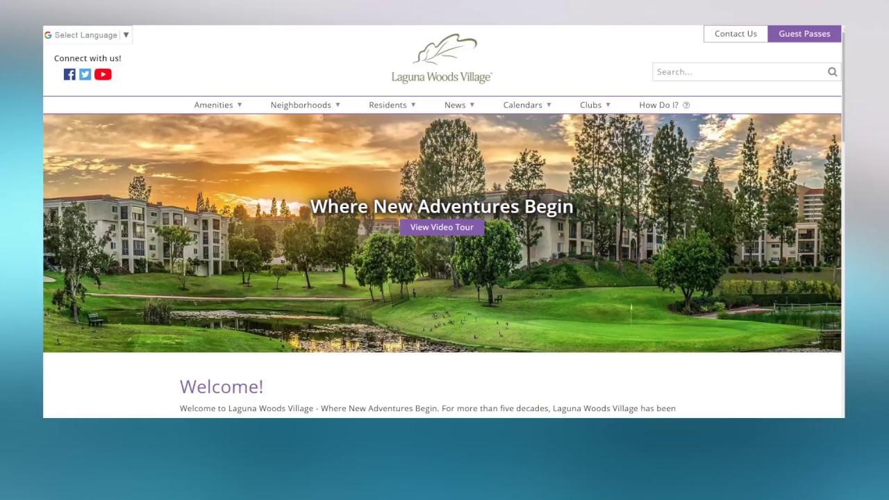 Guest Registration Log in