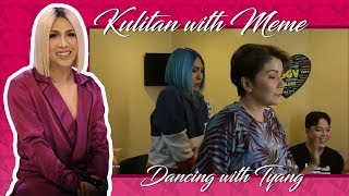 Behind the Scenes| Kulitan with Ganda | Dance with Tyang Amy