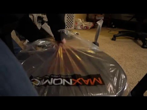 Maxnomic Leader (Office Comfort) Chair Unboxing and Review