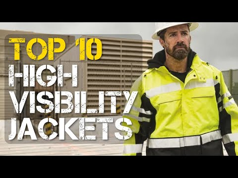 Top 10 Best High Visibility Work Jacket