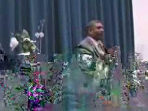 Pastor Pedro Madera