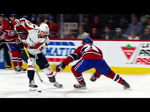 Gotta See It: Kuznetsov dances around the Canadiens for grea