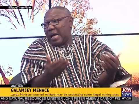 Galamsey Menace - AM Talk on Joy News (24-5-17)