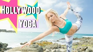Hollywood Yoga | Rebecca Louise