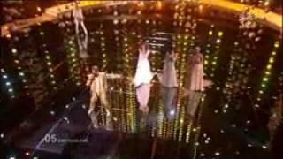 EUROVISION 2010 SWITZERLAND - MICHAEL VON DER HEIDE - IL PLEUT DE L