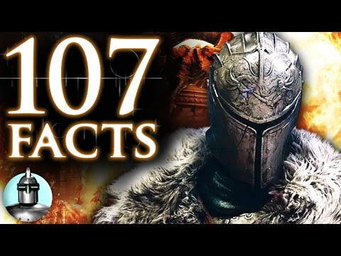 107 Dark Souls Facts YOU Should Know | The Leaderboard