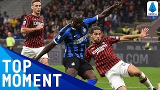 Lukaku Scores in Derby Win! | Milan 0-2 Inter | Top Moment | Serie A