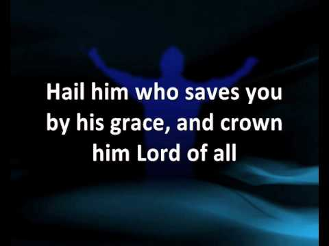 All Hail The Power Of Jesus' Name [with lyrics] - Maranatha! Singers
