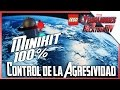 LEGO Marvel Avengers   100% MINIKIT   Control de la Agresividad