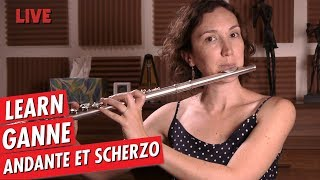 Just Practicing with Amelie | Ganne Andante et Scherzo thumbnail
