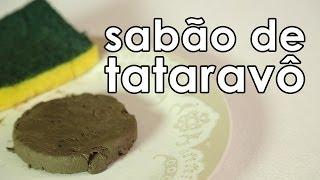 Como fazer o sabão de tataravô (receita de sabão de cinzas)