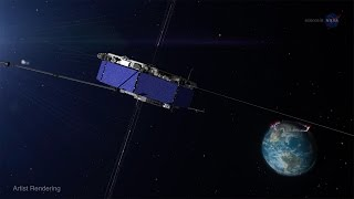 ScienceCasts: NASA Spacecraft Fly in Record-setting Formation