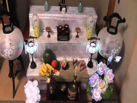お盆の飾り付けについて調べて見ましょう。のサムネイル画像