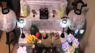 盆棚・精霊棚の飾り方とお盆飾りのご紹介
