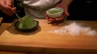 まさに日本の職人芸、包丁で削って作る絶品宇治金時
