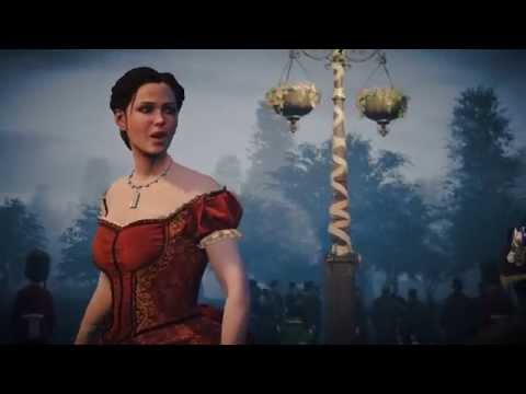 Assassin S Creed Syndicate A Night To Remember Evie Meets Queen Victoria Dances With Starrick Youtube