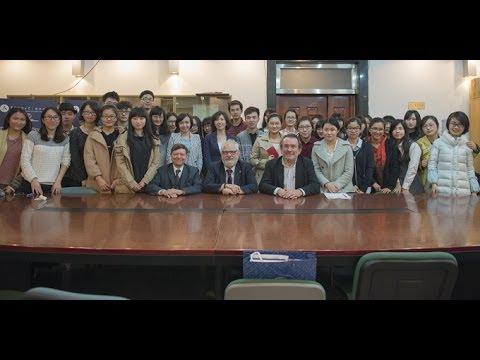 Chinesisch-Österreichisches Journalistencollege in Peking