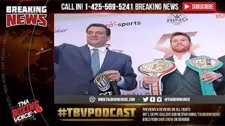 "☎️Canelo Alvarez  WBC ""Franchise Champion""🤔WTF Charlo, Kovalev or Smith Next?🥊"
