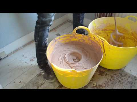 How To Plaster Skim An Old Wall Or Ceiling