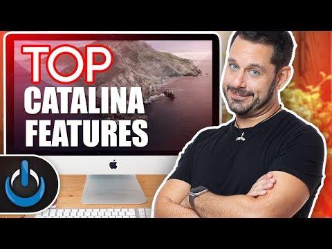 Mac OS Catalina Top New Features
