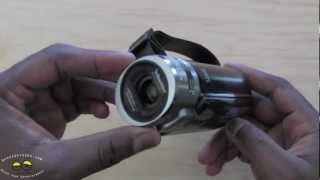 samsung HMX-QF20 Flash HD Camcorder Review