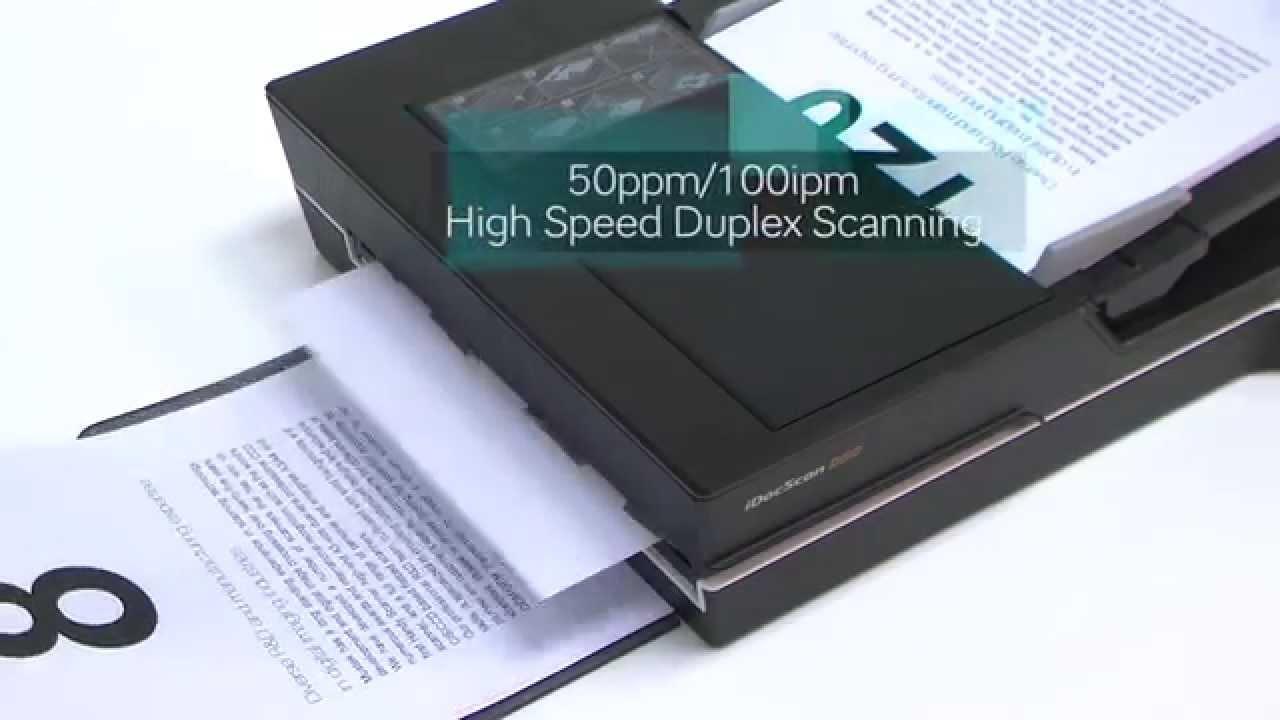 Mustek iDocScan D50 Scanner Linux