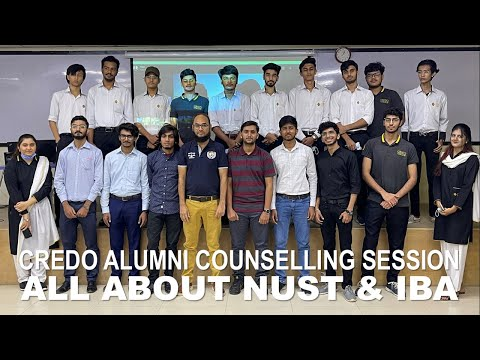 Credo Alumni Counselling Session